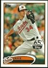 2012 Topps Series 1 Baseball Short Prints Checklist and Gallery 28