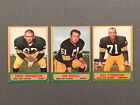 1963 Topps Football Cards 14