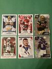 2020 Panini NFL Sticker & Card Collection Football Cards - Checklist Added 24