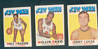 Willis Reed Rookie Card Guide and Checklist 22