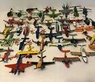 42 COUNT LOT DIECAST AIRPLANES AIRCRAFT HELICOPTERS MATCHBOX HOT WHEELS DISNEY
