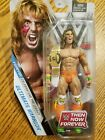 WWE ULTIMATE WARRIOR FIGURE WITH BELT THEN NOW FOREVER 2016