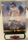 2020 Topps x Ben Baller Los Angeles Dodgers World Series Champions Cards 26