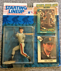 1993 Starting Lineup Will Clark San Fancisco Giants - Includes 2 special cards