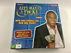 2010 Lets Make A Deal Board Game NEW SEALED Free Shipping