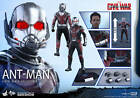 Hot Toys Ant-Man MMS362 Captain America Civil War New and Mint in Box
