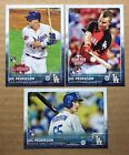 Joc Pederson Rookie Cards and Key Prospect Cards Guide 40
