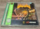 Doom PlayStation 1 PS1 Greatest Hits CIB In MINT Condition MUST SEE