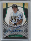 JOSE CANSECO 2017 TOPPS FIVE STAR ON CARD AUTO AUTOGRAPH CARD FSA-JCA