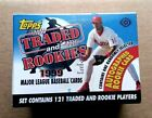1999 Topps Traded and Rookies Factory Sealed Baseball Set +1 Autographed Rookie