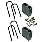 Superlift 99 10 Ford F 250 SuperDuty 5in Block Kit w 3 7 8 AxleTube  Top