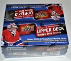 2015-16 UPPER DECK SERIES 1 RETAIL BOX factory sealed possible McDavid Rookie