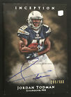 2011 Topps Inception Football 28