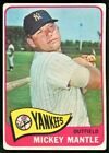 Mickey Mantle Topps Cards - 1952 to 1969 50