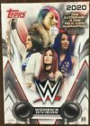 2020 Topps WWE Women's Division Hobby Box Factory Sealed