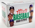 2013 TOPPS HERITAGE BASEBALL HIGH NUMBER COMPLETE 100 CARD OPEN SET + REAL ONE