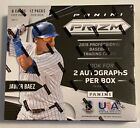 2015 Panini Prizm Baseball Hobby Box Sealed 2 AUTO AUTOGRAPH JUDGE BRYANT DEGROM