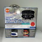 Submersible or Floating Pond Heater  Deicer 1500 watt deicers water heaters