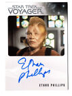 2015 Rittenhouse Star Trek Voyager: Heroes and Villains Trading Cards 9