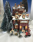 Lemax Christmas Village Building - J.P. Wellman Apothecary & Herbalist - In Box