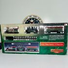 Village Collectibles Lemax Village Express Train System 3 Train Cars - 2002
