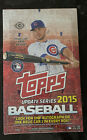 2015 TOPPS UPDATE BASEBALL FACTORY SEALED HOBBY BOX qty avail LINDOR BRYANT RC
