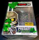 New Funko Pop! Predator Clear Bloody #31 Hot Topic Exclusive Translucent Green