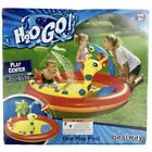 H2O GO Kids Inflatable Play Center Pool Spraying Action 42 Gal Animals Bestway