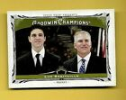 2013 Upper Deck Goodwin Champions Variations Guide 33