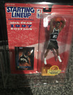 1997 Tim Duncan Starting lineup Extended Series Rookie Action Figure w/ Case!