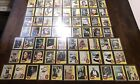 1977 STAR WARS COMPLETE SET YELLOW SERIES 3 CARDS #133-198 STICKERS #23-33