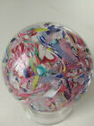 ANTIQUE BACCARAT SCRAMBLED PAPERWEIGHT MULTICOLORED 2 3 8