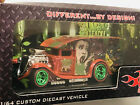 Hot Wheels Blown Delivery Pope Designs Custom 9 of 15 2012 Zombie Attack