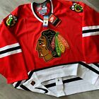 Authentic Chicago Blackhawks 56 XL Nike Jersey Vintage 90s New