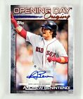 2022 Topps Opening Day Baseball Cards 36