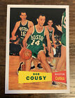 Bob Cousy Rookie Cards Guide and Checklist 21