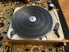 Thorens Td 135 Turntable For Parts