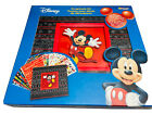 Disney Mickey Mouse Scrapbook Kit 12x12 Album Pages Stickers Paper New Open Box