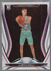 2020 21 PANINI CERTIFIED LAMELO BALL RC ROOKIE CARD #198 CHARLOTTE HORNETS