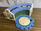 Thomas The Train Wooden Railway Tidmouth Sheds Turntable Limited 2012 Y4367