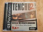 Tenchu 2 Birth of the Stealth Assassins Sony PlayStation PS1 2000  Complete