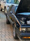 1986 Buick Grand National T TYPE 1986 Buick Grand National