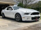 2012 Ford Mustang 2012 Shelby GT500 2 DR Coupe Whipple Supercharged 5.4