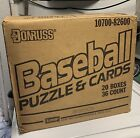 1989 DONRUSS Baseball & Puzzle cards Brand New ( Sealed Box) Never been opened