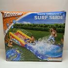 BANZAI Wave Thrasher Surf Water Slide Inflatable with Sprinkling Slide