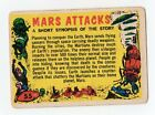 Mars Attacks Again with All-New Trading Cards This October 4