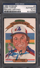 Gary Carter Cards, Rookie Cards and Autograph Memorabilia Guide 46