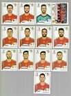 2018 Panini World Cup Stickers Collection Russia Soccer Cards 45