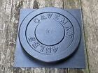 Make Your Own Weights 45 LBS Olympic Concrete Weight Mold Made in USA