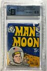 1969 Topps Man on the Moon Trading Cards 33